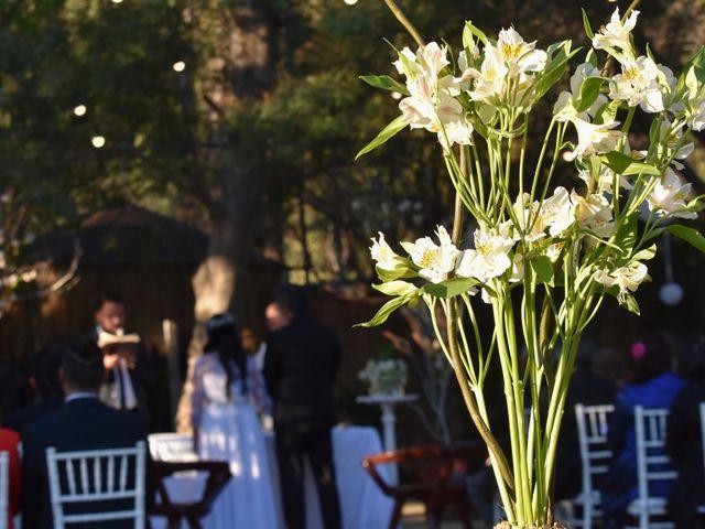 El matrimonio de Enzo y Linda en San José de Maipo, Cordillera 12