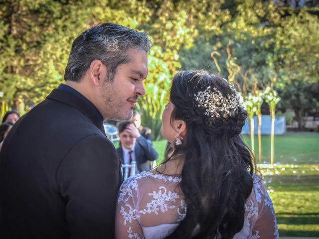 El matrimonio de Enzo y Linda en San José de Maipo, Cordillera 16