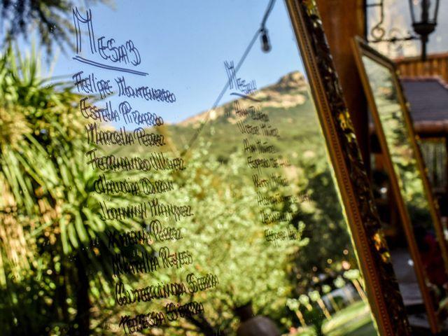 El matrimonio de Enzo y Linda en San José de Maipo, Cordillera 26