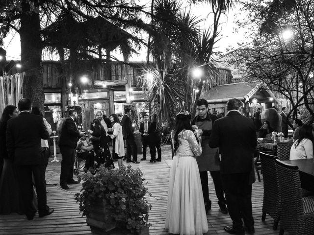 El matrimonio de Enzo y Linda en San José de Maipo, Cordillera 27