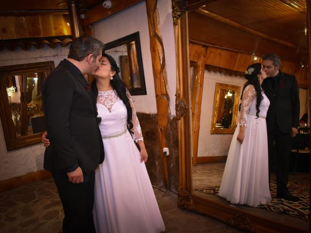 El matrimonio de Enzo y Linda en San José de Maipo, Cordillera 31