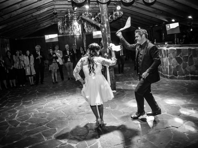 El matrimonio de Enzo y Linda en San José de Maipo, Cordillera 33