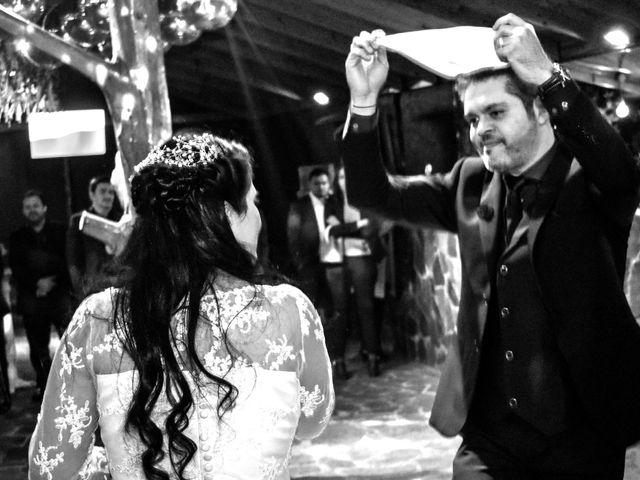 El matrimonio de Enzo y Linda en San José de Maipo, Cordillera 34