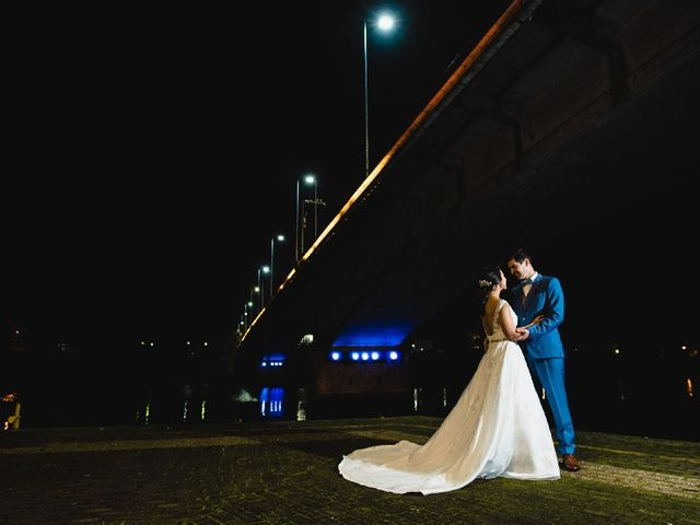 El matrimonio de Tamara  y Cristian