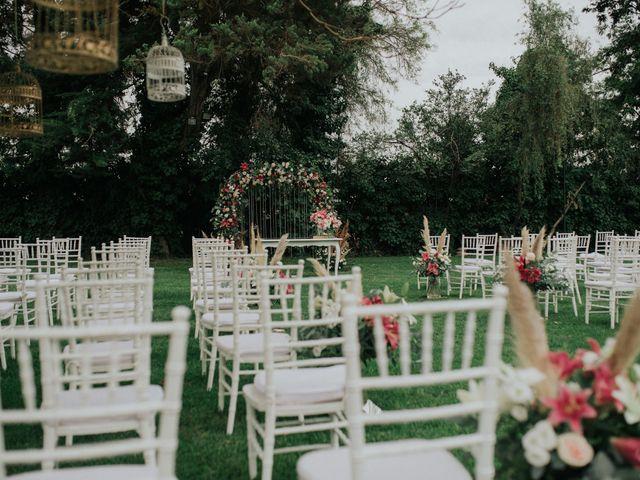 El matrimonio de Damaris y Tomás en Huechuraba, Santiago 5