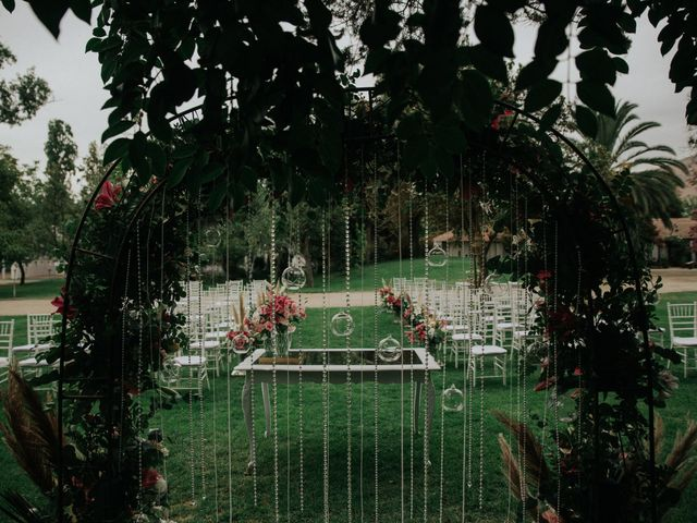El matrimonio de Damaris y Tomás en Huechuraba, Santiago 7