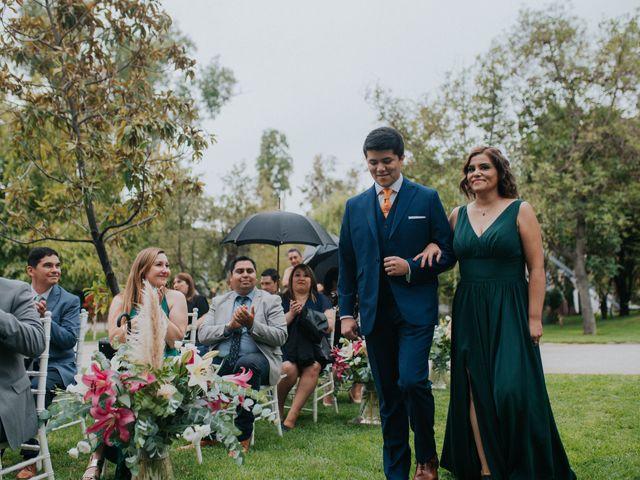 El matrimonio de Damaris y Tomás en Huechuraba, Santiago 14