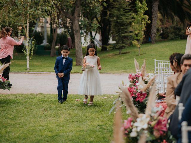 El matrimonio de Damaris y Tomás en Huechuraba, Santiago 17