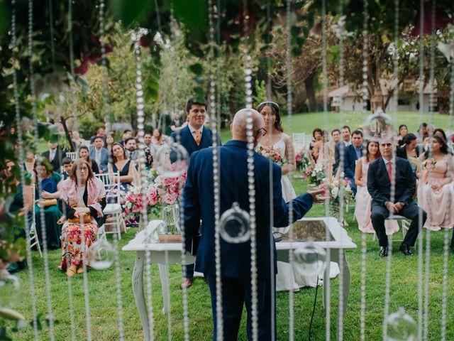 El matrimonio de Damaris y Tomás en Huechuraba, Santiago 21
