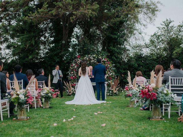El matrimonio de Damaris y Tomás en Huechuraba, Santiago 22