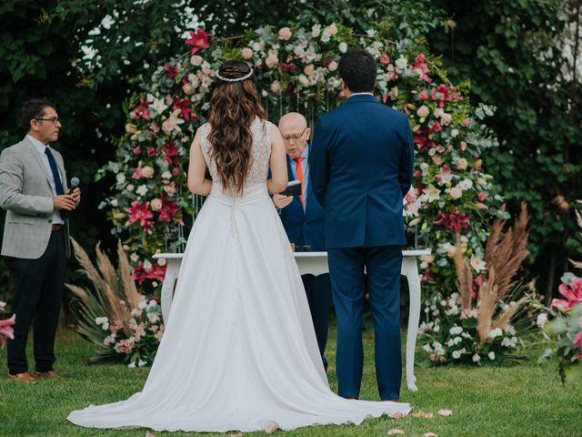 El matrimonio de Damaris y Tomás en Huechuraba, Santiago 1