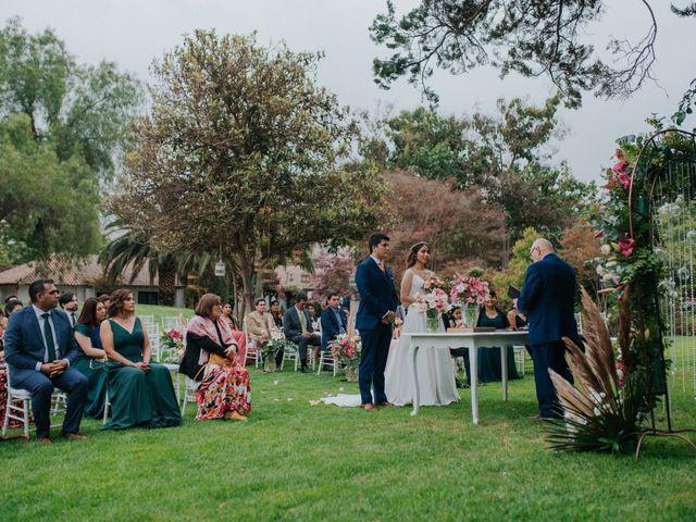 El matrimonio de Damaris y Tomás en Huechuraba, Santiago 23
