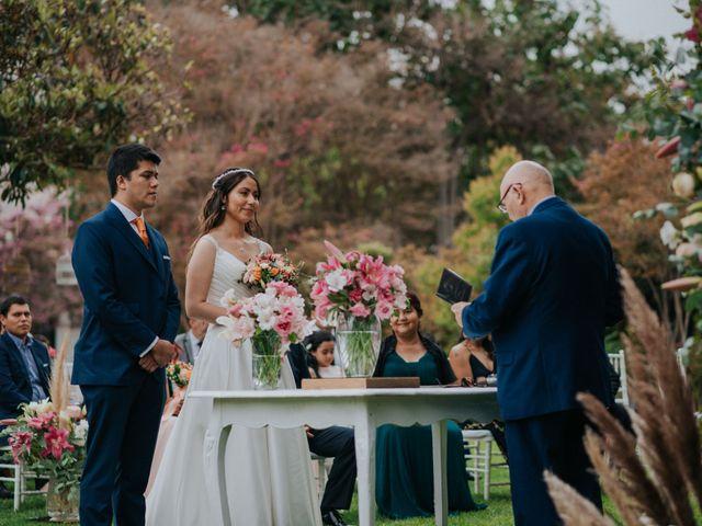 El matrimonio de Damaris y Tomás en Huechuraba, Santiago 24
