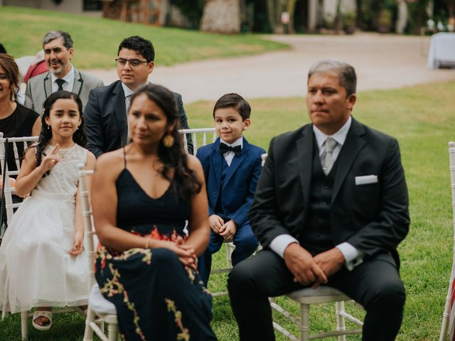 El matrimonio de Damaris y Tomás en Huechuraba, Santiago 25