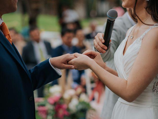 El matrimonio de Damaris y Tomás en Huechuraba, Santiago 28