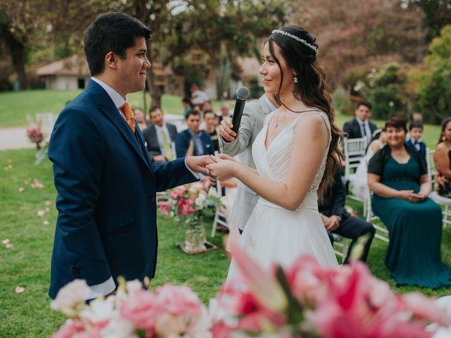 El matrimonio de Damaris y Tomás en Huechuraba, Santiago 31