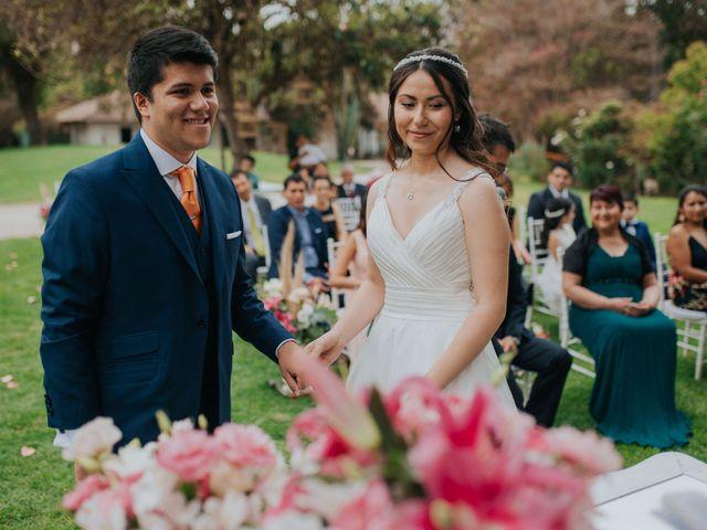 El matrimonio de Damaris y Tomás en Huechuraba, Santiago 32