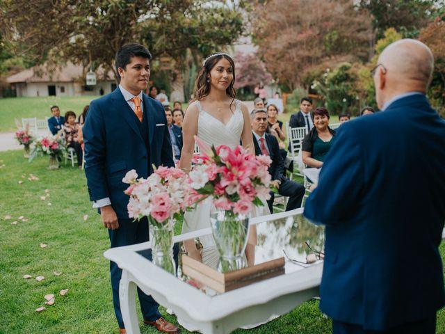 El matrimonio de Damaris y Tomás en Huechuraba, Santiago 33