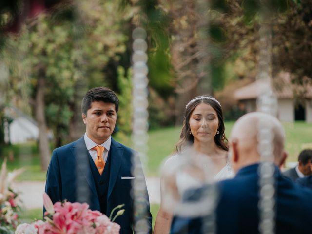 El matrimonio de Damaris y Tomás en Huechuraba, Santiago 35
