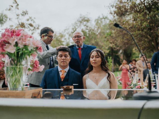 El matrimonio de Damaris y Tomás en Huechuraba, Santiago 36