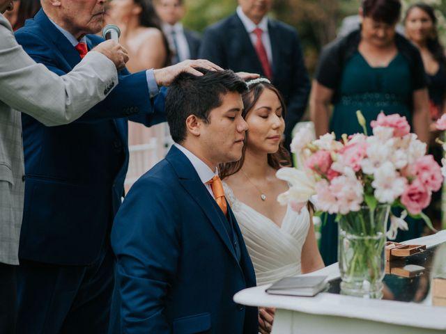 El matrimonio de Damaris y Tomás en Huechuraba, Santiago 37