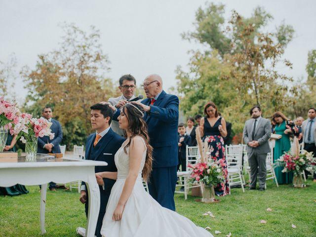 El matrimonio de Damaris y Tomás en Huechuraba, Santiago 2