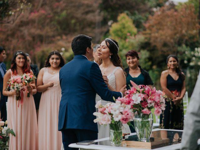 El matrimonio de Damaris y Tomás en Huechuraba, Santiago 38