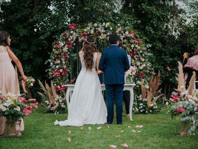 El matrimonio de Damaris y Tomás en Huechuraba, Santiago 40