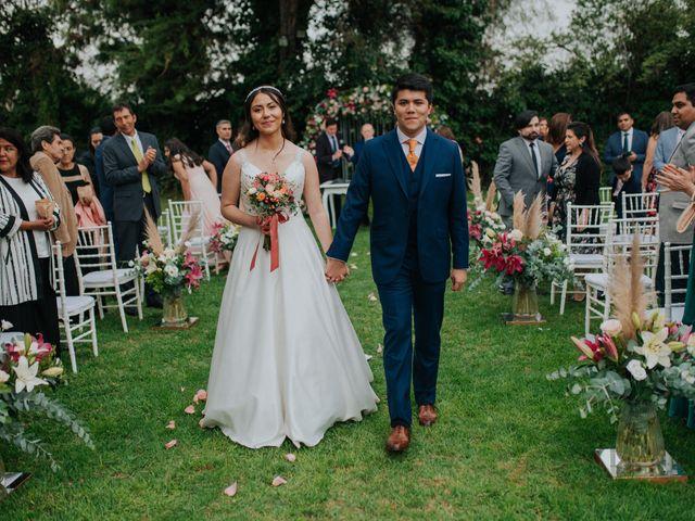 El matrimonio de Damaris y Tomás en Huechuraba, Santiago 41