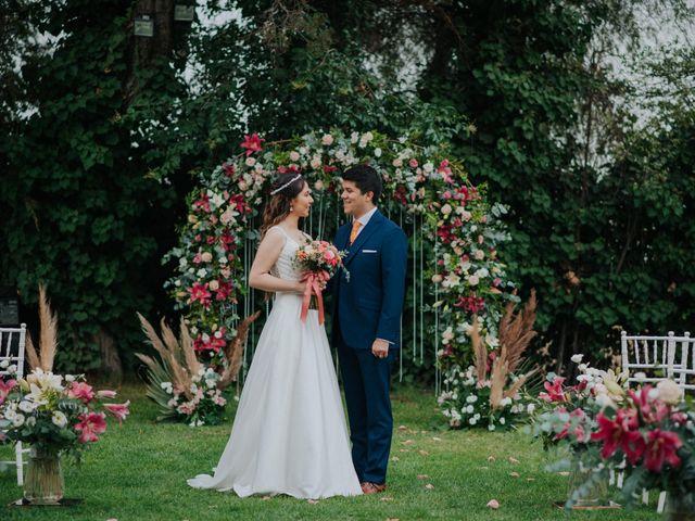 El matrimonio de Damaris y Tomás en Huechuraba, Santiago 42