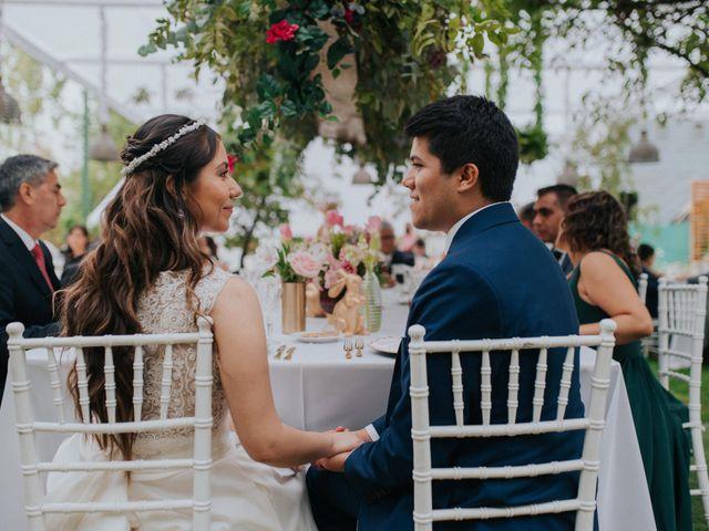 El matrimonio de Damaris y Tomás en Huechuraba, Santiago 45