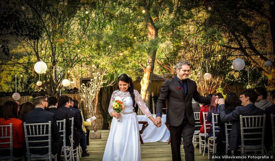 El matrimonio de Enzo y Linda en San José de Maipo, Cordillera