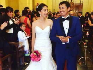 El matrimonio de Carla y José 2