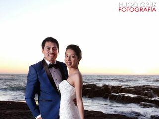 El matrimonio de Carla y José