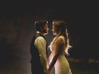 El matrimonio de Bárbara y Hipólito  3