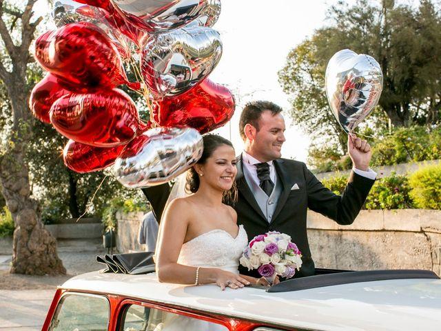 El matrimonio de Cecilia y Germán