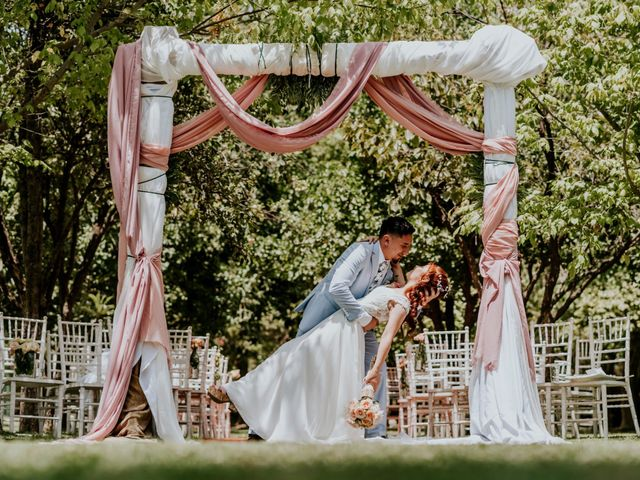 El matrimonio de Lucas y Belén