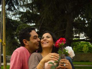 El matrimonio de Masiel y Edmar 1
