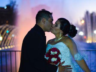 El matrimonio de Masiel y Edmar