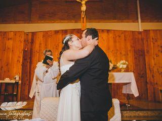 El matrimonio de Claudia y Rigoberto  3
