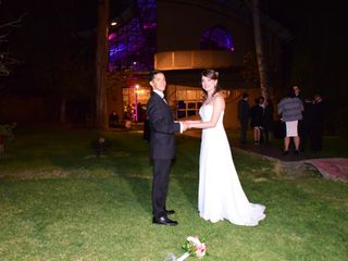 El matrimonio de Verónica  y Diego  1