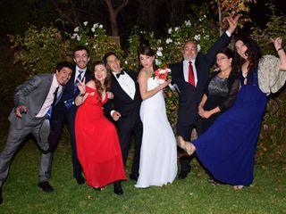 El matrimonio de Verónica  y Diego  3