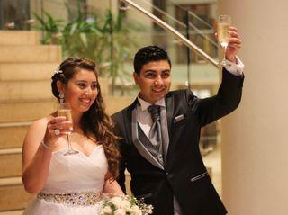 El matrimonio de Francisca y Miguel