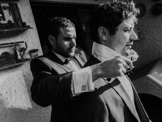 El matrimonio de Dani y Javier 2