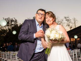 El matrimonio de Mónica y Patricio