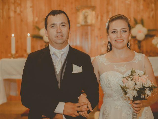El matrimonio de Claudia y Rigoberto