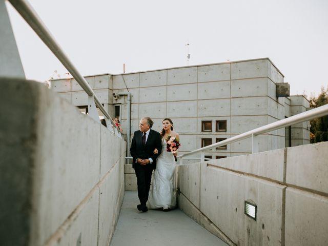 El matrimonio de Javier y Dani en La Reina, Santiago 7