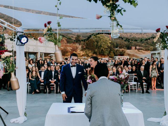 El matrimonio de Javier y Dani en La Reina, Santiago 1