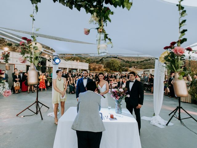 El matrimonio de Javier y Dani en La Reina, Santiago 8