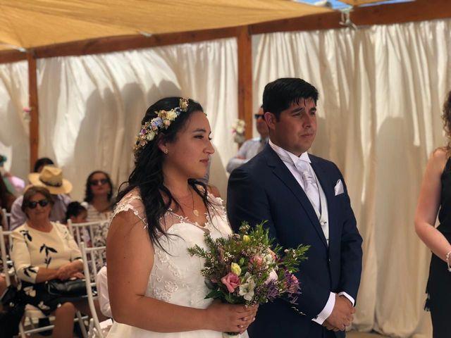 El matrimonio de Carolina y Rudy